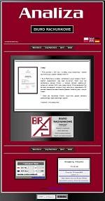 Martin Eden's ABRwebsite Design