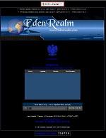 Martin Eden's ERwebsite Design