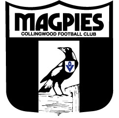 Collingwood Football Club LOGO (Vic)
