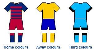FCB Colours